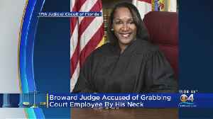Broward County Judge Vegina Hawkins Could Be Suspended After Confrontation [Video]