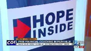 Free financial coaching in Parkville [Video]