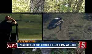 Possible plea deals in the works for accused killer Kirby Wallace [Video]