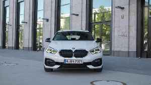 The all-new BMW 1 Series Design Preview [Video]