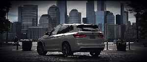 The new BMW X3 M Competition @ New York [Video]