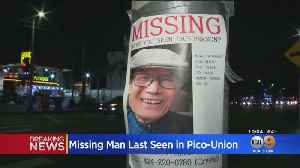 Search Underway For 82-Year-Old Man Visiting Daughter In LA [Video]