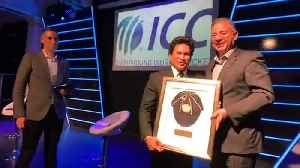 Sachin Tendulkar inducted into ICC Hall of Fame, finally [Video]