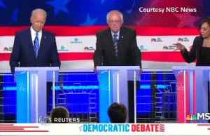 Next Dem debate will feature Biden-Harris rematch [Video]
