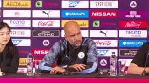 Pep quizzed on Sane and new defender [Video]