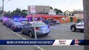 Search for Revere shooting suspect continues [Video]