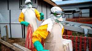 DRC health workers optimistic after WHO's Ebola announcement [Video]