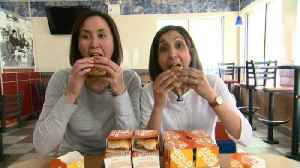 Putting the meat-free burger to the test [Video]
