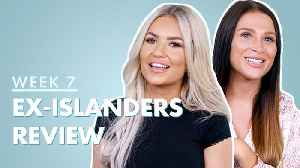 Ex-Islanders Chyna and Ellie talk about this week's show [Video]