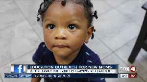 Supporting young moms through housing and education [Video]
