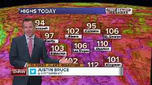 13 First Alert Las Vegas weather updated Friday morning, July 21 [Video]