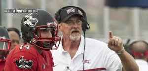 UNLV football coach waiting for transplant [Video]