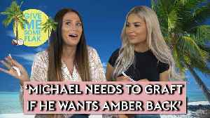 Love Island 2019 UK: Ellie Jones and Chyna Ellis 'Michael is the series snake and needs to graft!' [Video]