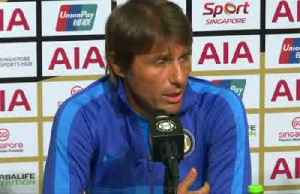 Icardi, Nainggolan not in Inter plans, says Conte [Video]