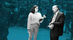 News video: Jim Cramer's Thoughts on Microsoft's Earnings, the Fed, Nucor and Steel