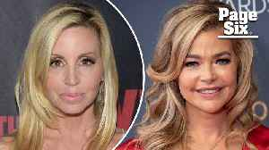 'RHOBH' Denise Richards questions Camille Grammer at reunion [Video]