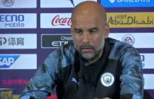 Guardiola plays down Sane's Bayern link [Video]