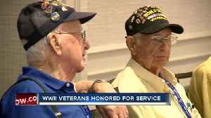 Veterans celebrated and honored [Video]