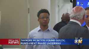 Jury Finds Teen Rapper 'Tay-K' Found Guilty Of 'Lesser Included Offense Of Murder' [Video]