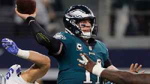 Mike Garafolo: Be 'prepared' to see the 2017 Philadelphia Eagles QB Carson Wentz in 2019 [Video]