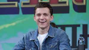 Tom Holland's mystery woman reportedly identified as family friend Olivia Bolton [Video]
