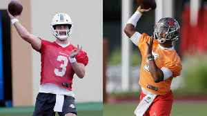 Who'll be better in 2019: Tampa Bay Buccaneers or Miami Dolphins? [Video]