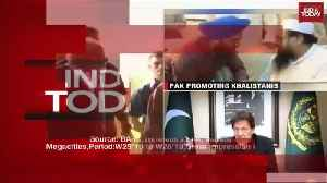 News video: India hands over 23-page dossier to Pakistan with details of anti-India activities