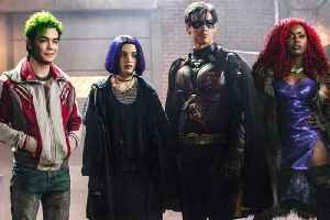 News video: 'Titans' Crew Member Killed After Stunt Goes Wrong