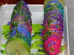 NEON TACOS AND ELOTE! Twisted Munchies makes bright slime sauces - ABC15 Digital [Video]