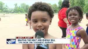 Youngest 7EWN Experts: tips for beating the heat and energy bill [Video]