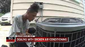 Dealing with broken air conditioning [Video]