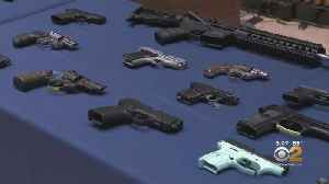 NYPD Makes Major Gun Bust [Video]