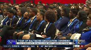 More than 100 graduate from Year Up Baltimore [Video]