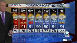Latest Weather Forecast 6 p.m. Friday [Video]