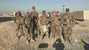 Charity Collecting Golf Gear To Send To Soldiers [Video]