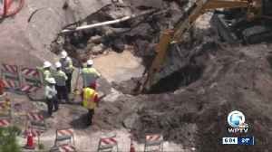 Police: Palm Beach County company caused Fort Lauderdale water main break [Video]