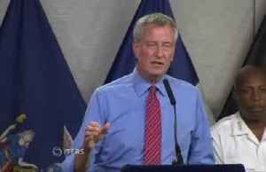 NYC mayor warns of potentially 'dangerous' weather [Video]