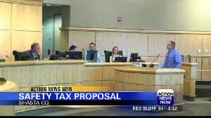 Shasta County voters to decide fate of new tax to fight crime [Video]