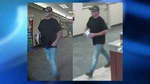 Crime Stoppers: The Fifth Third Bank robbery suspect [Video]