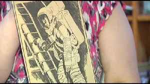 VIDEO Allentown's Liberty Bell Museum opening exhibit to celebrate moon mission [Video]