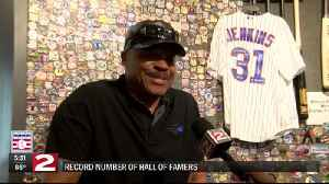 Record 59 Hall of Famers in Cooperstown for induction weekend [Video]