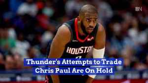 The Oklahoma City Thunder Have A Chris Paul Situation [Video]
