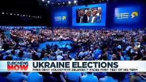 Ukraine parliamentary election: What you need to know [Video]