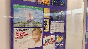 Exhibition highlights vote-buying in Ukraine as country goes to polls [Video]