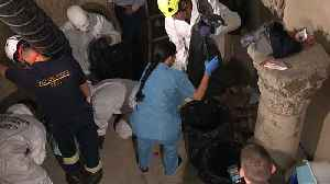 Bones exhumed in the Vatican in renewed search for girl missing since 1983 [Video]