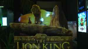 Kenyans excited as 'The Lion King' opens [Video]