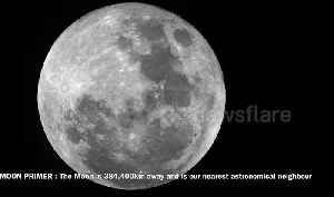 Basic facts about the Moon, on the 50th anniversary of the first human on the Moon [Video]
