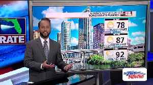 Florida's Most Accurate Forecast with Jason on Saturday, July 20, 2019 [Video]