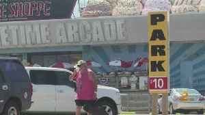 News video: Seaside Heights Visitors Hit With High Parking Prices