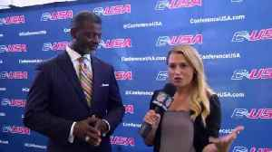 Conference USA commissioner Merton Hanks discusses partnering with NFL Network [Video]